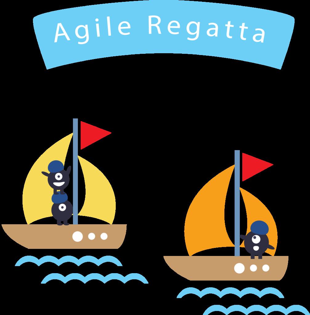 Agile-team-building-regatta-smartview