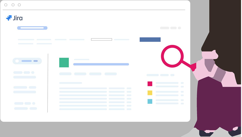 Recherche Jira : naviguer dans les résultats et organiser les colonnes